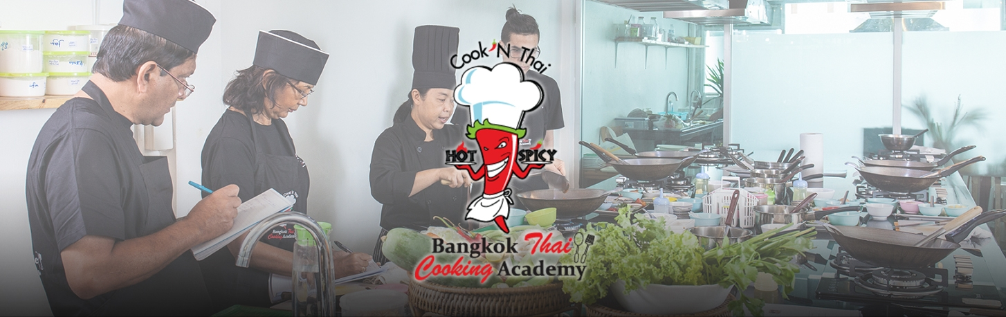 Fotografía COOK & CHEF INSTITUTE FOUNDATION HAS SIGNED A PARTNERSHIP BANGKOK THAI COOKING SCHOOL